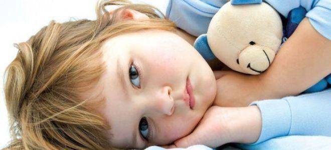 Что делать с бессонницей у ребенка?