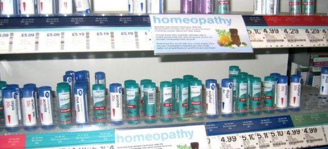 Применение гомеопатических средств при бессоннице