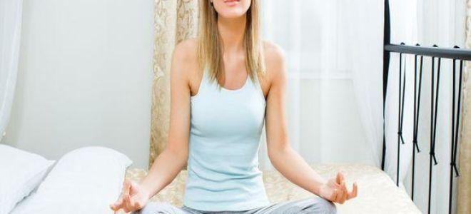 Йога против бессонницы: эффективные асаны перед сном