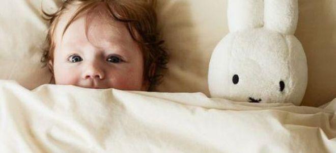Как быстро и легко уложить ребенка спать без истерики и капризов