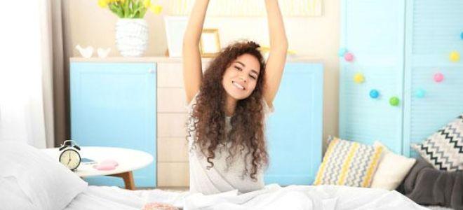 Основные причины раннего пробуждения по утрам