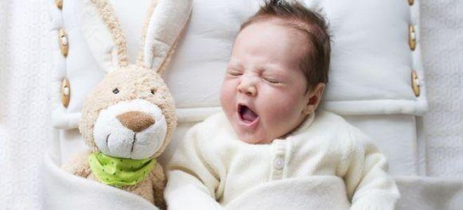 Что делать если во время сна ребенок храпит: основные причины