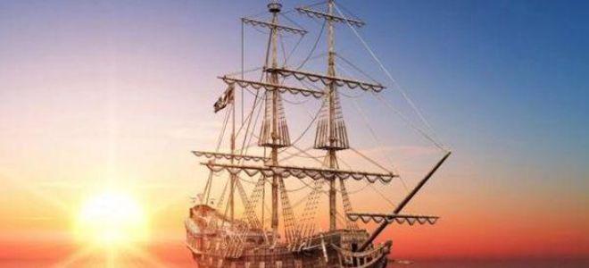 Приснился корабль во сне: значение по соннику и толкование
