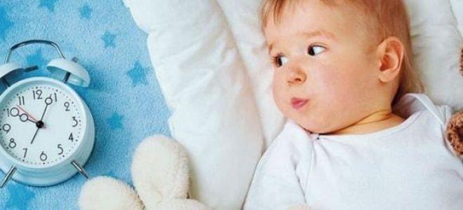 Почему ребенок плохо засыпает вечером?
