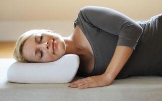 Как правильно выбрать подушку для сна
