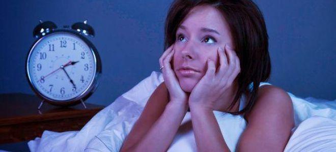 Бессонница причины и лечение у женщин