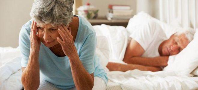 Как бороться с бессонницей в пожилом возрасте: лекарства