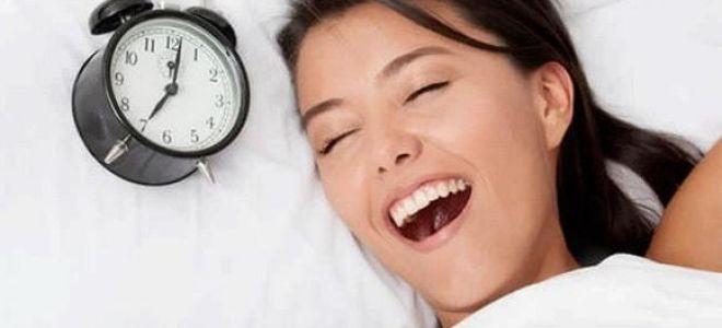 Как спать по 4 часа в сутки и высыпаться?