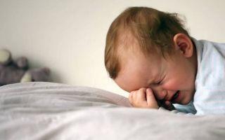 Ребенок 6 месяцев часто просыпается и плохо спит ночью