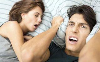 Причины и способы лечения храпа во сне у женщин