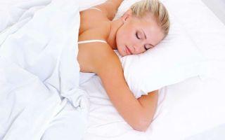 Можно ли спать на животе при беременности?