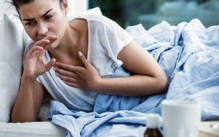 Как избавиться от кашля перед сном?