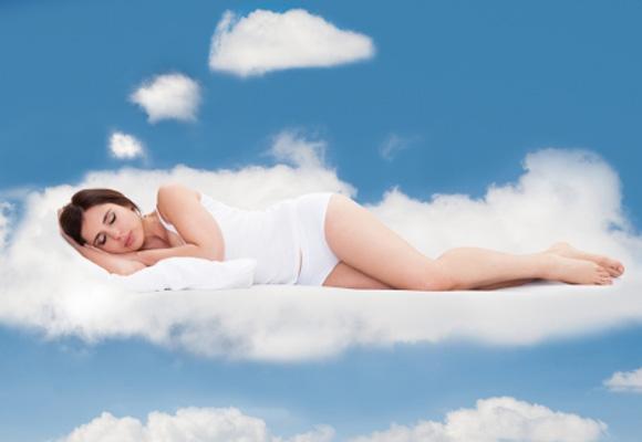 сон и облака
