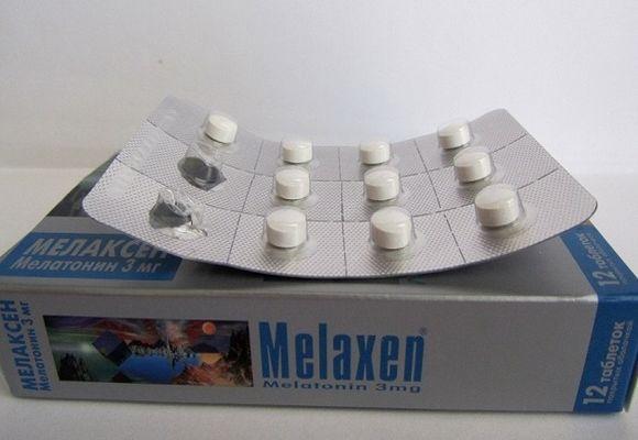мелаксен