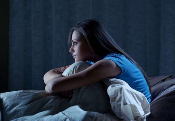 Проблемы со сном у подростка