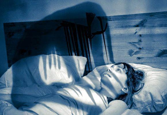 сонный паралич у девочки