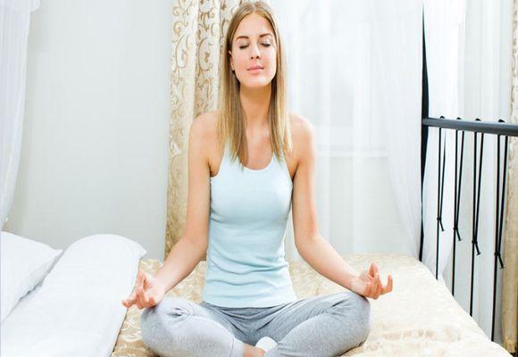 упражнения от бессонницы