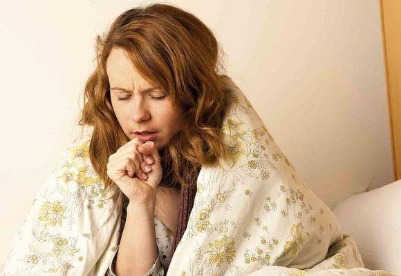 Как остановить приступ кашля ночью