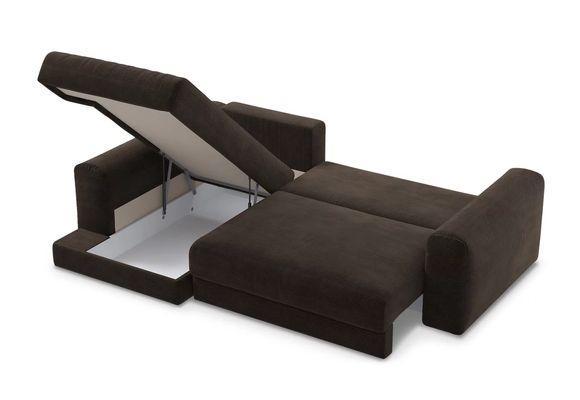 диван с крышкой