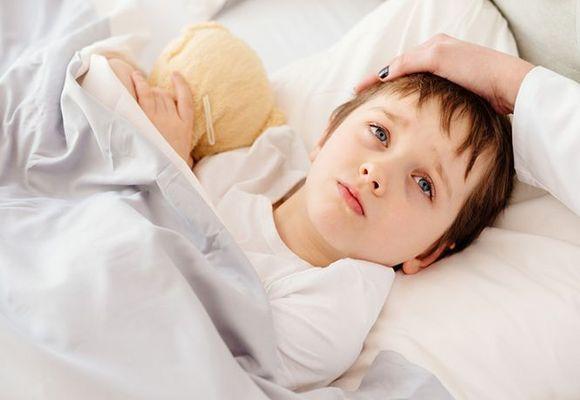 ребенку плохо спится