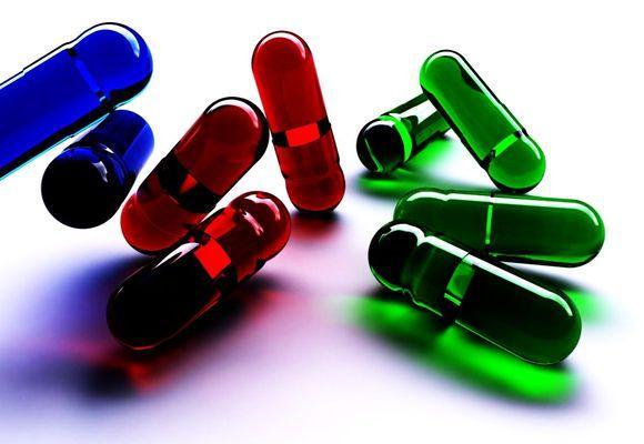 капсулы лекарственные