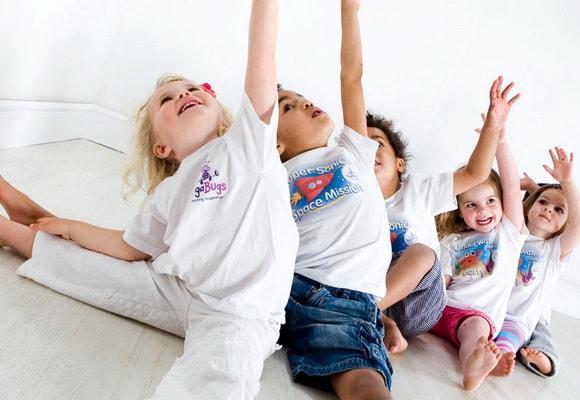 физический упражнения для детей