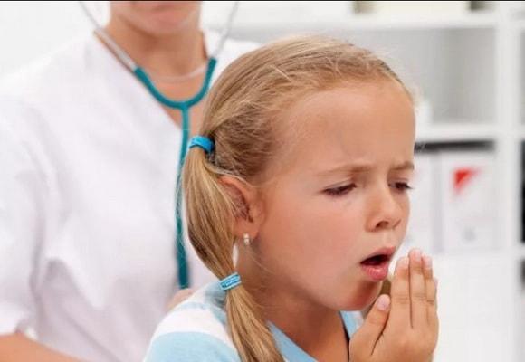 ребенок у терапевта