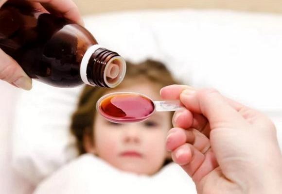 детский сироп
