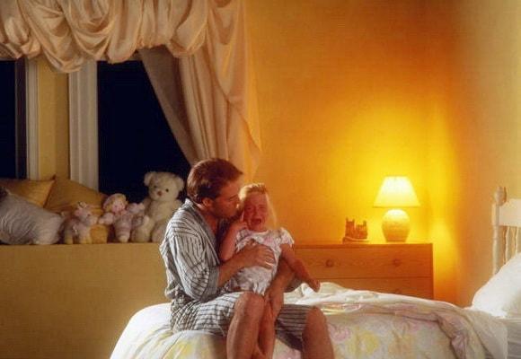 успокаивание ребенка