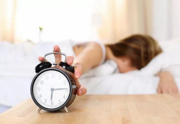выключение будильника