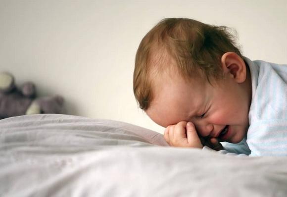 Почему пятимесячный ребенок плохо спит ночью