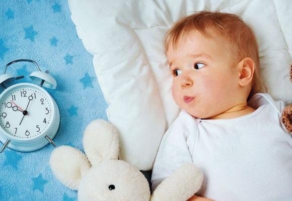 Ребенок плохо засыпает днем
