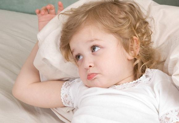 Дитя не спит