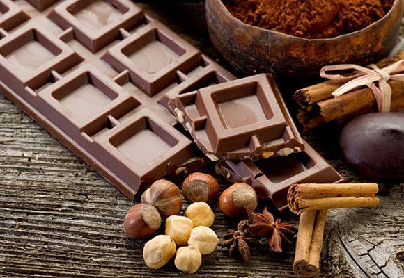 Шоколад, сладости