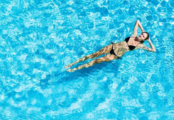 Видеть во сне бассейн с водой