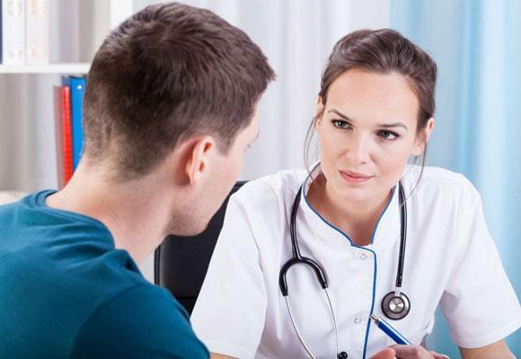 Консультация терапевта