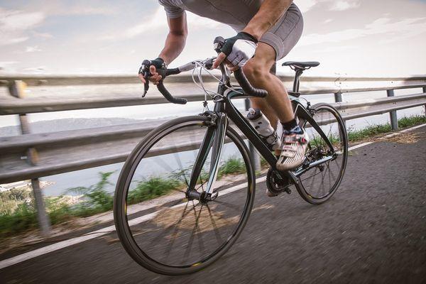 езда на велосипеде во сне