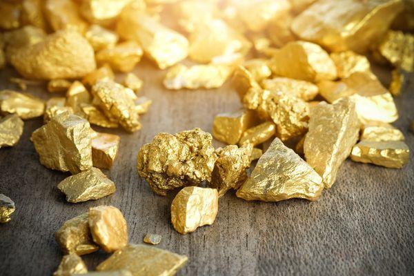 приснилось золото