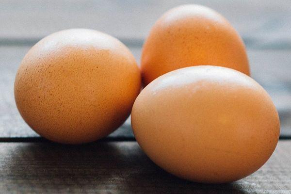 пустые яйца