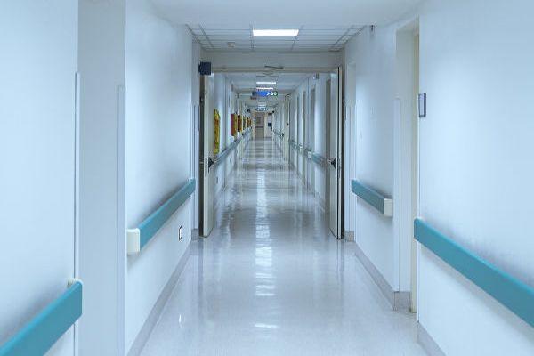 коридор в больнице