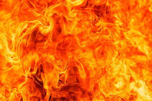 приснился пожар
