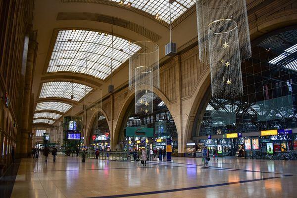 современный вокзал
