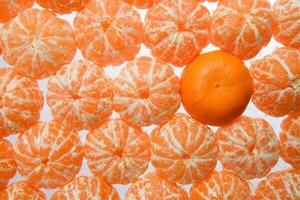чищенные фрукты